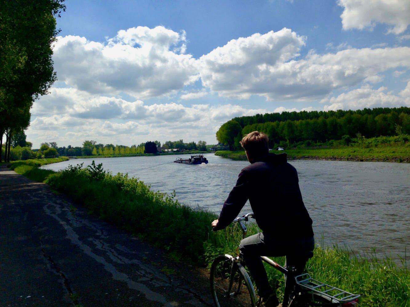 fietsen-langs-de-schelde